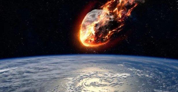 66 Milyon Yıl Önce Dünya'ya Çarpan Göktaşı İle İlgili Bulgular İncelendi