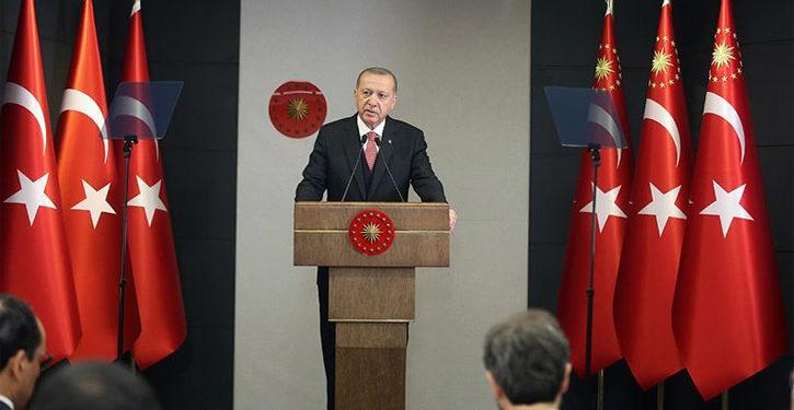 Cumhurbaşkanı Erdoğan Huber Köşkü'nde Gerçekleşen Kabine Toplantısında Normalleşme Takvimini Açıkladı