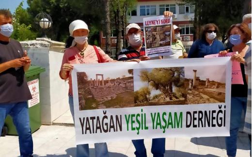 Yatağan'da termik santralin kömür sahasına karşı dava açıldı