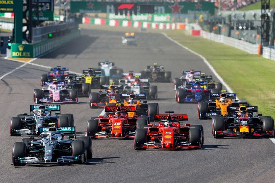 F1 2020 İçin Geri Sayım Başladı, İlk Start Avusturya GP'den Verilecek.