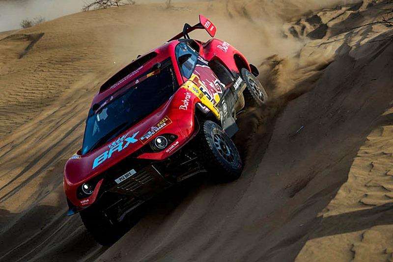 Sebastien Loeb Dakar'da 3,5 litrelik V6 ile mücadele edecek
