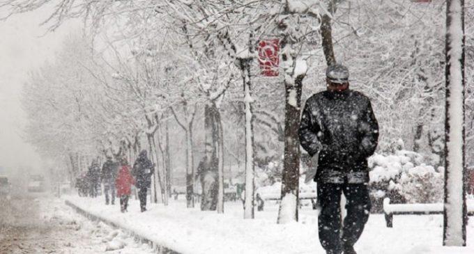Bir haftalık aradan sonra Yoğun Kar yağışı geri geliyor