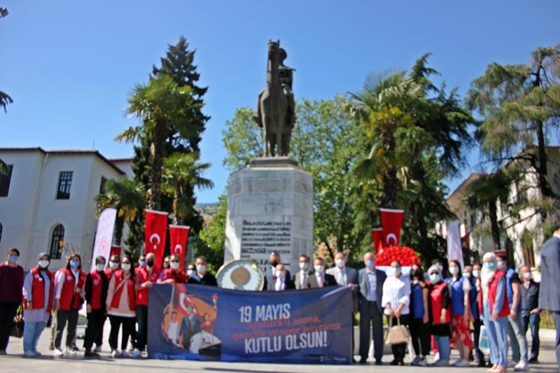 19 Mayıs Atatürk'ü Anma Gençlik ve Spor Bayramı coşkusu