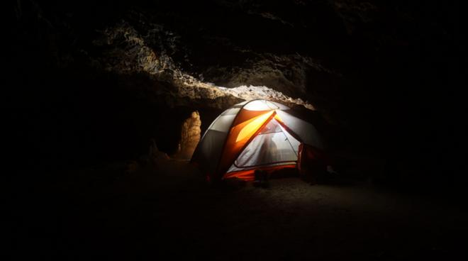 İnsanlığın geleceği için bir mağarada 40 gün 40 gece geçirir misiniz?