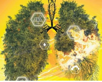 Orman Yangını ve Sellerle Birlikte İklim Kriziyle Enerji Arasında Olan İlişki…