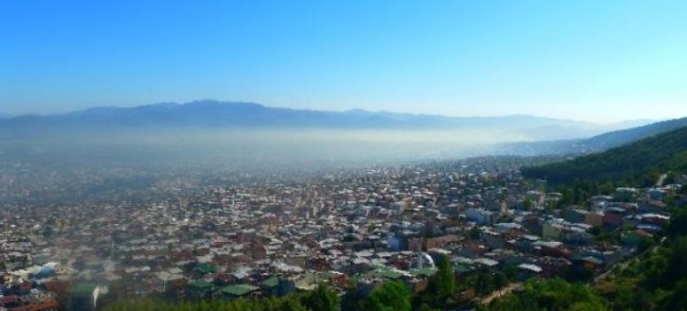 Bursa için korkutan 'hava kirliliği' raporu