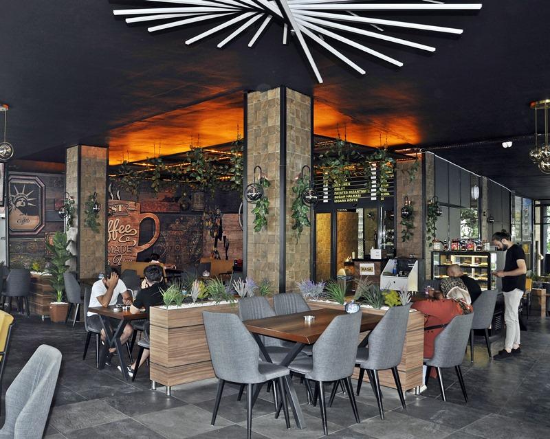 Doğanbeyin yeni yüzü CAFE CITY
