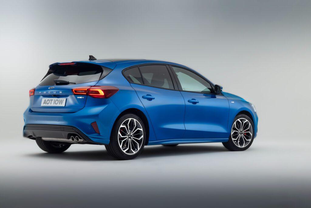 Yeni Ford Focus'un tanıtımı yapıldı
